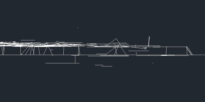 dibujo 3d autocad aplanar cota cero