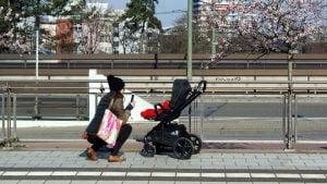 Accesibilidad carritos bebe