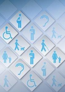 Accesibilidad diseño para todas las personas