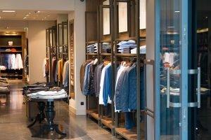 Licencia de apertura tienda de ropa