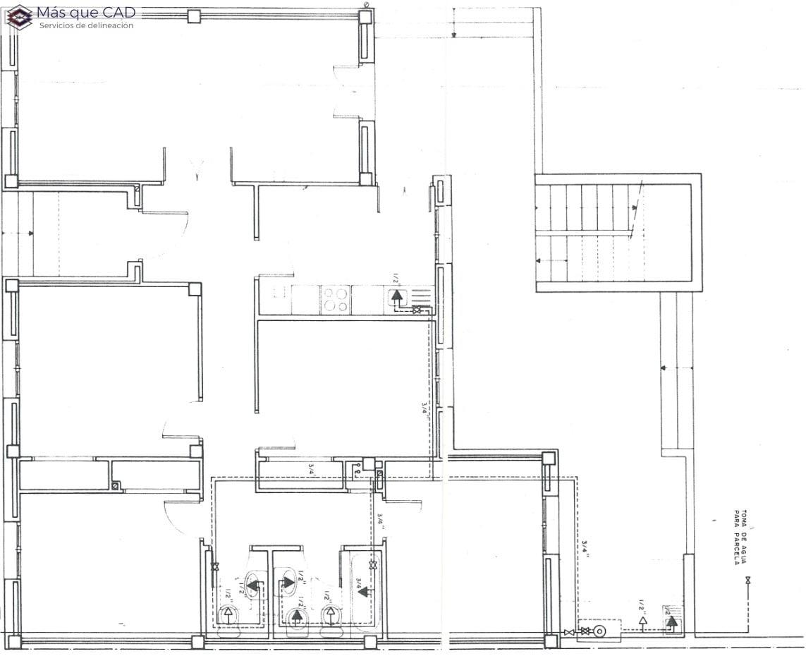 Digitalizaci n de planos - Delineante valencia ...