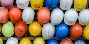 Seguridad laboral construccion, accidente